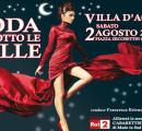 Moda sotto le stelle, sabato 2 agosto a Villa d'Agri