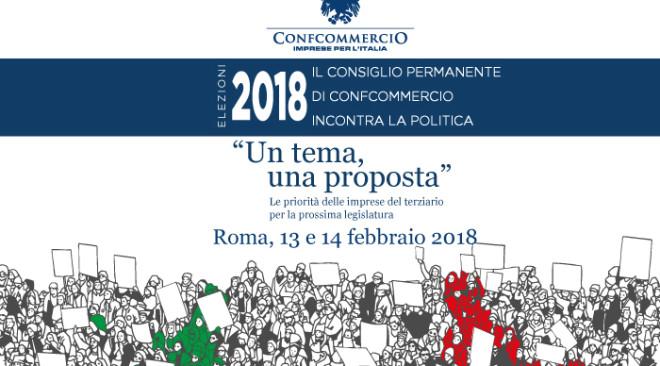 """""""Un tema, una proposta"""" – De Mare – Terziario fondamentale nelle democrazie"""