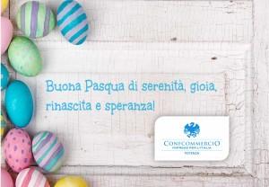 Auguri Pasqua da Confcommercio Potenza